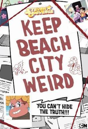 Bog, paperback Keep Beach City Weird af Ben Levin, Matt Burnett