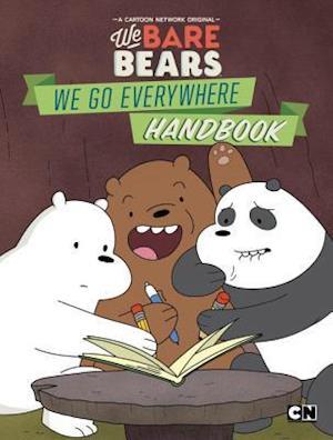 Bog, paperback We Bare Bears af Molly Reisner