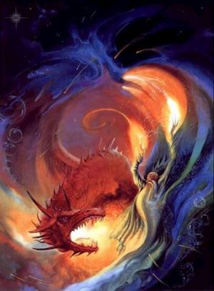 Through the Dragon Glass af Abraham Merritt