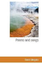 Poems and Songs af David Wingate