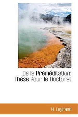 de La PR M Ditation af H. Legrand