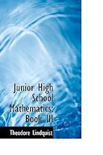 Junior High School Mathematics af Theodore Lindquist