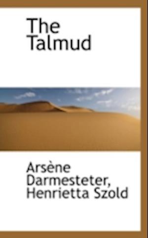 The Talmud af Arsene Darmesteter, Ars Ne Darmesteter, Arsne Darmesteter