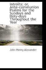 Intro Ts af John Henry Alexander