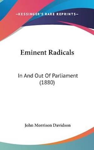 Eminent Radicals af John Morrison Davidson