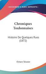 Chroniques Toulonnaises af Octave Teissier