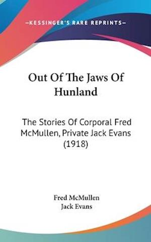 Out of the Jaws of Hunland af Jack Evans, Fred Mcmullen