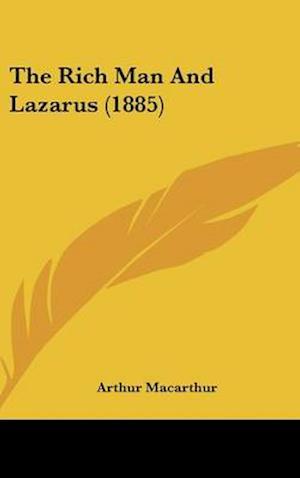The Rich Man and Lazarus (1885) af Arthur Macarthur