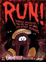 Run! Vampires, Werewolves, the One That Got Away, and Other Demons af Darrin Bell