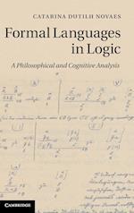 Formal Languages in Logic af Catarina Dutilh Novaes