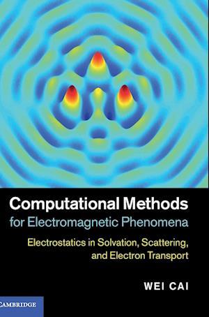 Computational Methods for Electromagnetic Phenomena af Wei Cai
