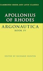 Apollonius of Rhodes: Argonautica Book IV af Apollonius