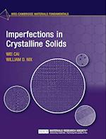 Imperfections in Crystalline Solids af Wei Cai