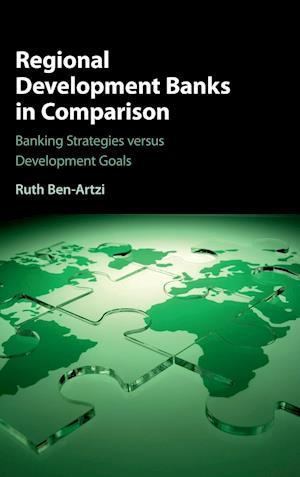 Regional Development Banks in Comparison af Ruth Ben-Artzi