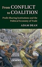 From Conflict to Coalition af Adam Dean