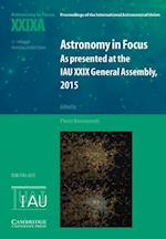 Astronomy in Focus XXIXA (Proceedings of the International Astronomical Union Symposia And Colloquia)