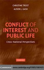 Conflict of Interest and Public Life af Christine Trost