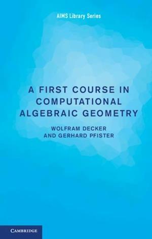 First Course in Computational Algebraic Geometry af Wolfram Decker