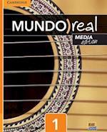 Mundo Real Media Edition Level 1 Student's Book Plus 1-Year Eleteca Access af Eduardo Aparicio, Celia Meana