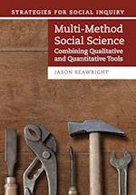 Multi-Method Social Science (Strategies for Social Inquiry)