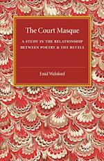 The Court Masque af Enid Welsford