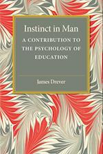 Instinct in Man af James Drever