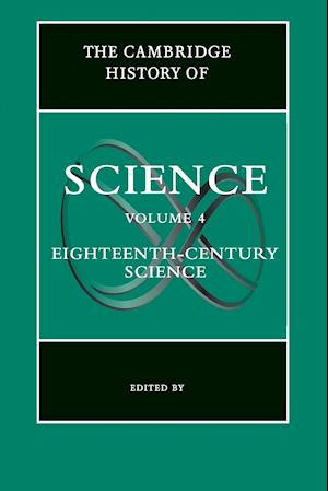 Bog, paperback The Cambridge History of Science: Volume 4, Eighteenth-Century Science af Roy Porter