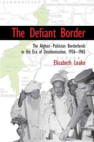 Bog, paperback The Defiant Border af Elisabeth Leake