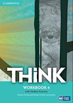 Think Level 4 Workbook with Online Practice