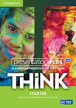 Think Starter Presentation [With DVD ROM]