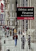 Ethics and Finance af John Hendry