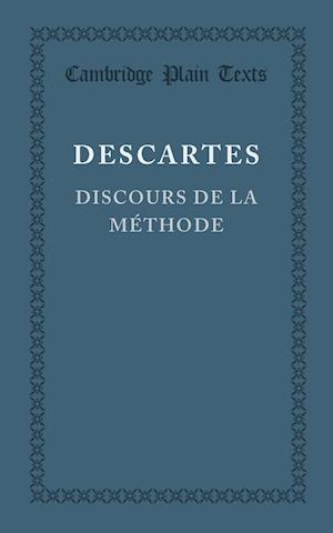 Discours de la Methode af René Descartes