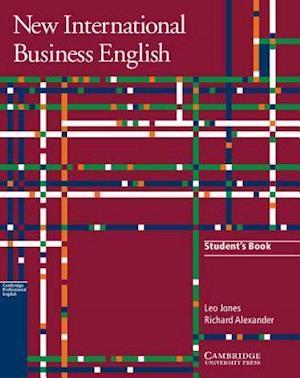 New International Business English Student's Book af Richard Alexander, Leo Jones