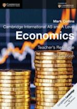 Cambridge International AS and A Level Economics Teacher's Resource CD-ROM af Mark Collins