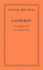El Principe Constante af Pedro Calderon De La Barca
