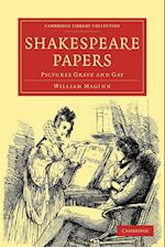 The Shakespeare Papers af William Maginn