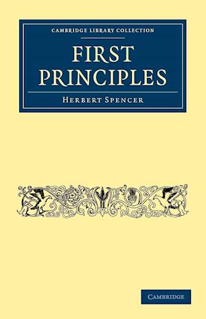 First Principles af Herbert Spencer