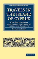 Travels in the Island of Cyprus af Claude Delaval Cobham, Giovanni Mariti