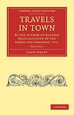 Travels in Town af James Grant