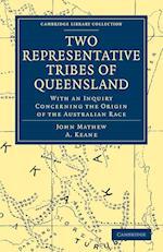 Two Representative Tribes of Queensland af A Keane, John Mathew