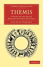 Themis af Jane Ellen Harrison