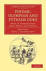 Pindar: Olympian and Pythian Odes af Basil Lanneau Gildersleeve