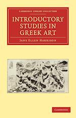 Introductory Studies in Greek Art af Jane Ellen Harrison