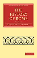 The History of Rome af Barthold Georg Niebuhr, Connop Thirlwall, Julius Charles Hare