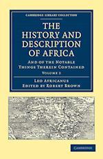 The History and Description of Africa af John Pory, Leo Africanus, Robert Brown