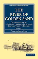 The River of Golden Sand af William John Gill, Henry Yule