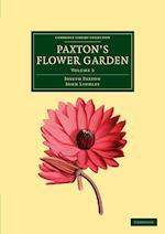 Paxton's Flower Garden af John Lindley, Joseph Paxton