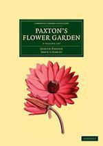 Paxton's Flower Garden 3 Volume Set af John Lindley, Joseph Paxton