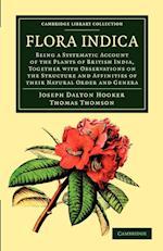 Flora Indica af Thomas Thomson, Joseph Dalton Hooker