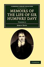 Memoirs of the Life of Sir Humphry Davy af John Davy